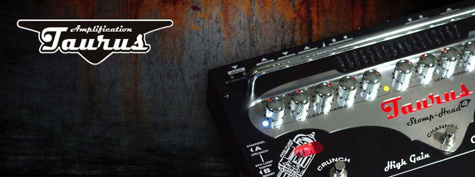 Taurus Amplification – 波蘭樂手精心研發