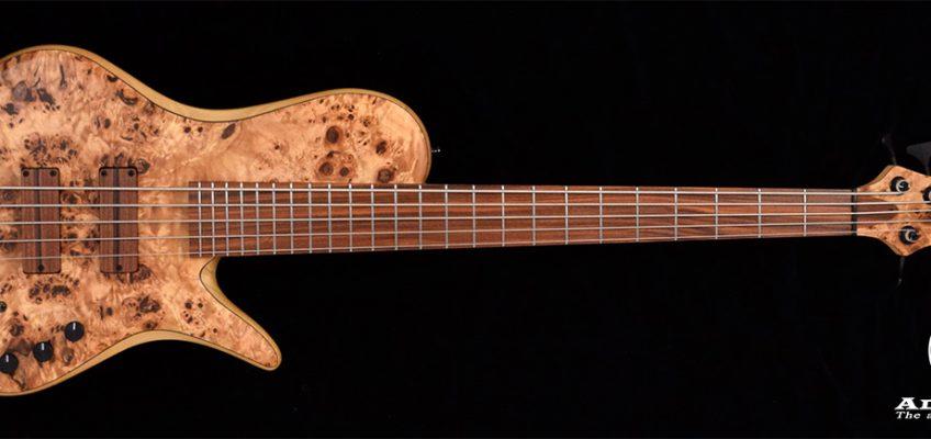 荷蘭Bass名匠 Adamovic Bass 正式抵台