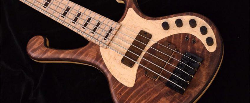 BASS WOOD 木材及音色 (Adamovic Bass 專業解析)
