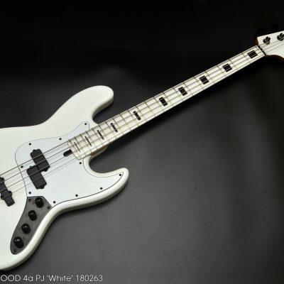 MARUSZCZYK Elwood 4a custom PJ 'White'