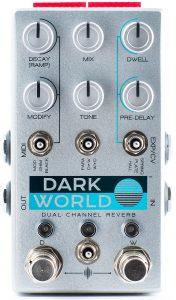 CHASE BLISS AUDIO – DARK WORLD DUAL CHANNEL REVERB 正式釋出!