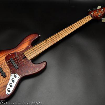 MARUSZCZYK Elwood 5a 2-tone 'Brown burst'