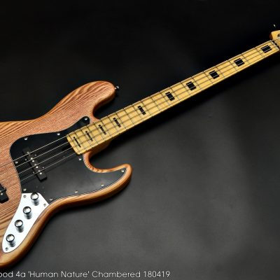 MARUSZCZYK Elwood 4a 'Human nature' chambered
