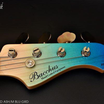 Bacchus Bass TF4-STD ASH BLU-GRD-MH