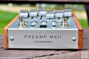 Chase Bliss Audio 【Automatone】 Preamp MKII 首批抵台!
