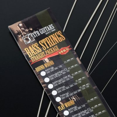 STR Bass 弦