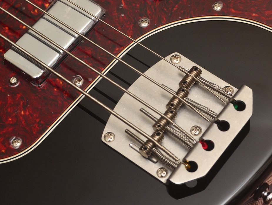 Nordstrand Acinonyx Bass 'Black'-3