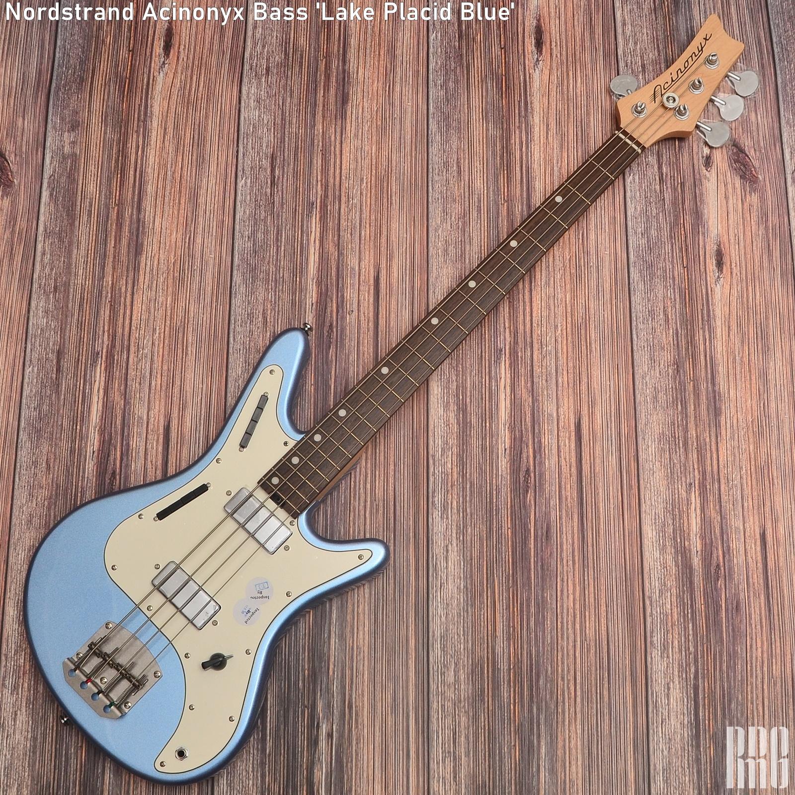 Nordstrand 經典復刻 'Acinonyx' Bass 首批到貨!
