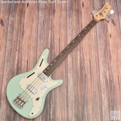 Nordstrand Acinonyx 30″ short scale bass