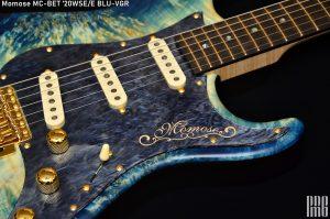 【One Day Guitar Show】 Momose 限量琴到貨通知