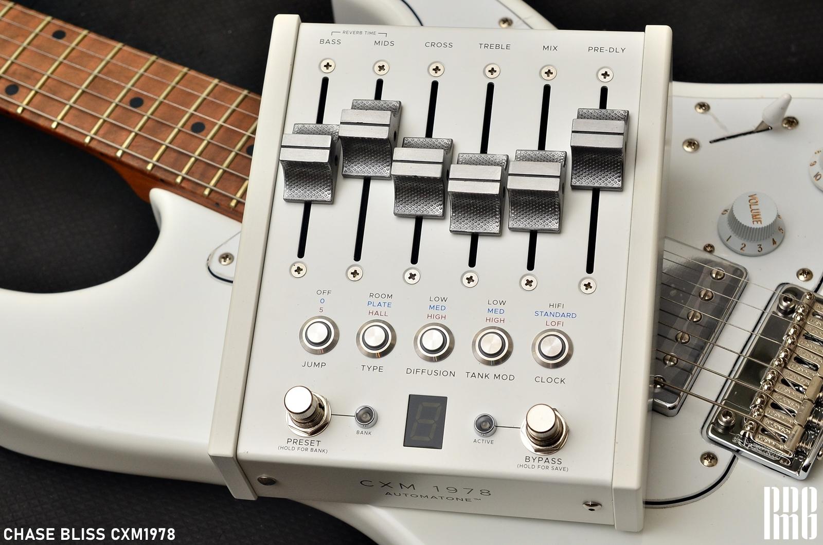 Chase Bliss Audio CXM1978 到貨