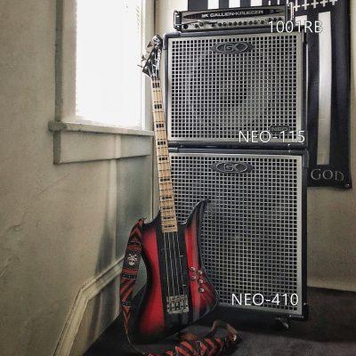 1001RB-II Bass Head