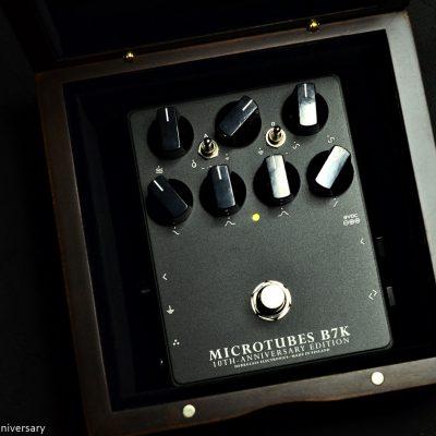 Microtubes B7K 10周年限量特別版